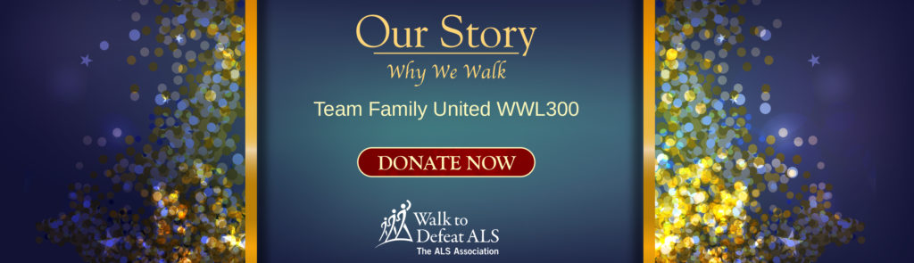 Walk Team Banner-Family United WWL300