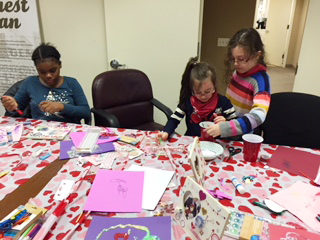 Children & Teens Day: Spreading Love to PALS on Valentine's Day