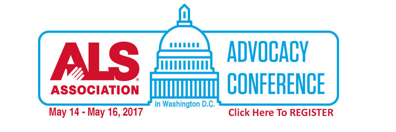 Advocacy Day Conference May 14-16, 2017 in Washington D.C.
