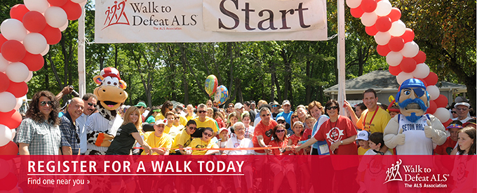 2014 Walk to Defeat ALS