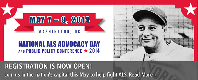 National ALS Advocacy Day