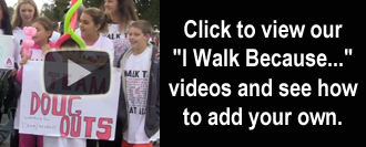 I Walk Because Video